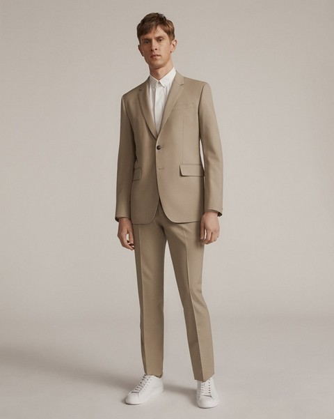 RAG & BONE Razor Suit in Sand