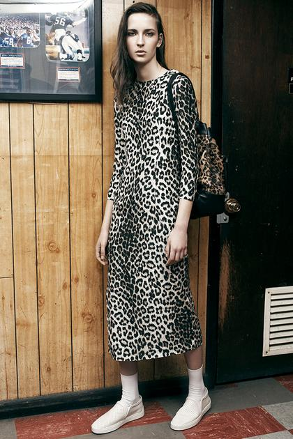 afe89e69429d About the Collection. For Resort 2015, rag & bone delves into leopard print  ...