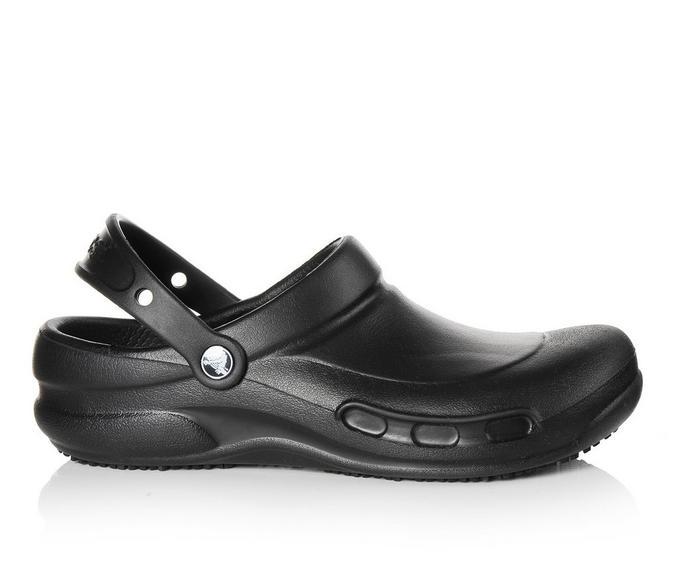 men's crocs bistro slip resistant | shoe carnival