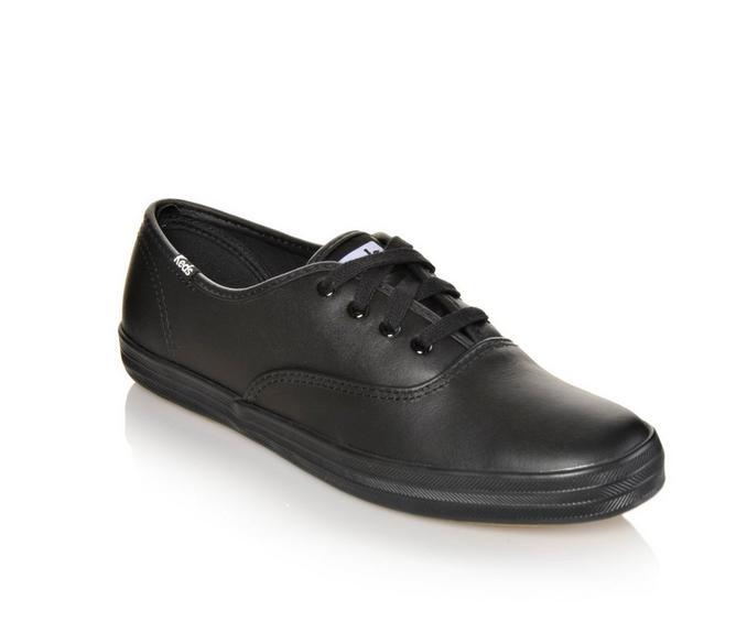 keds leather