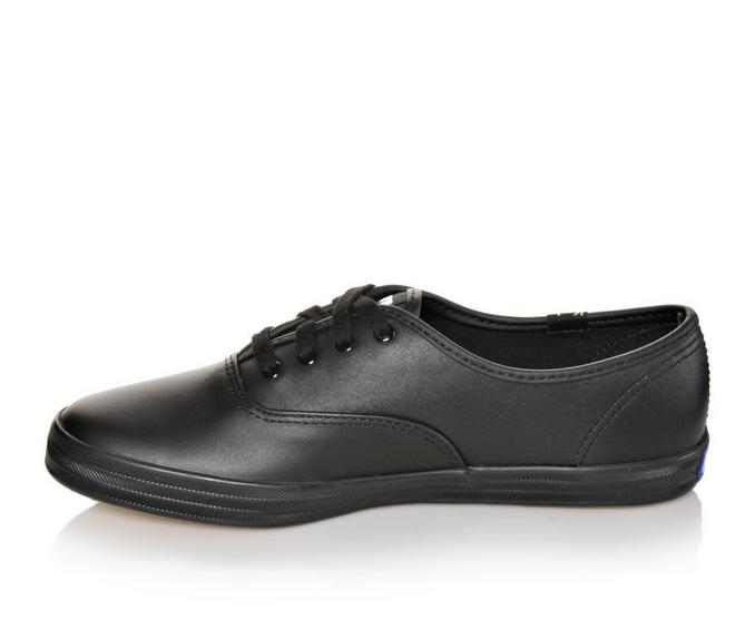 keds champion leather oxford shoes  women