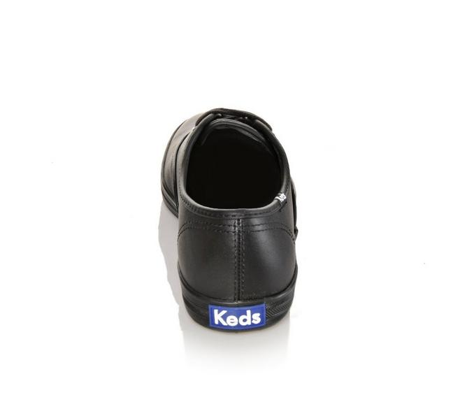 keds leather oxfords
