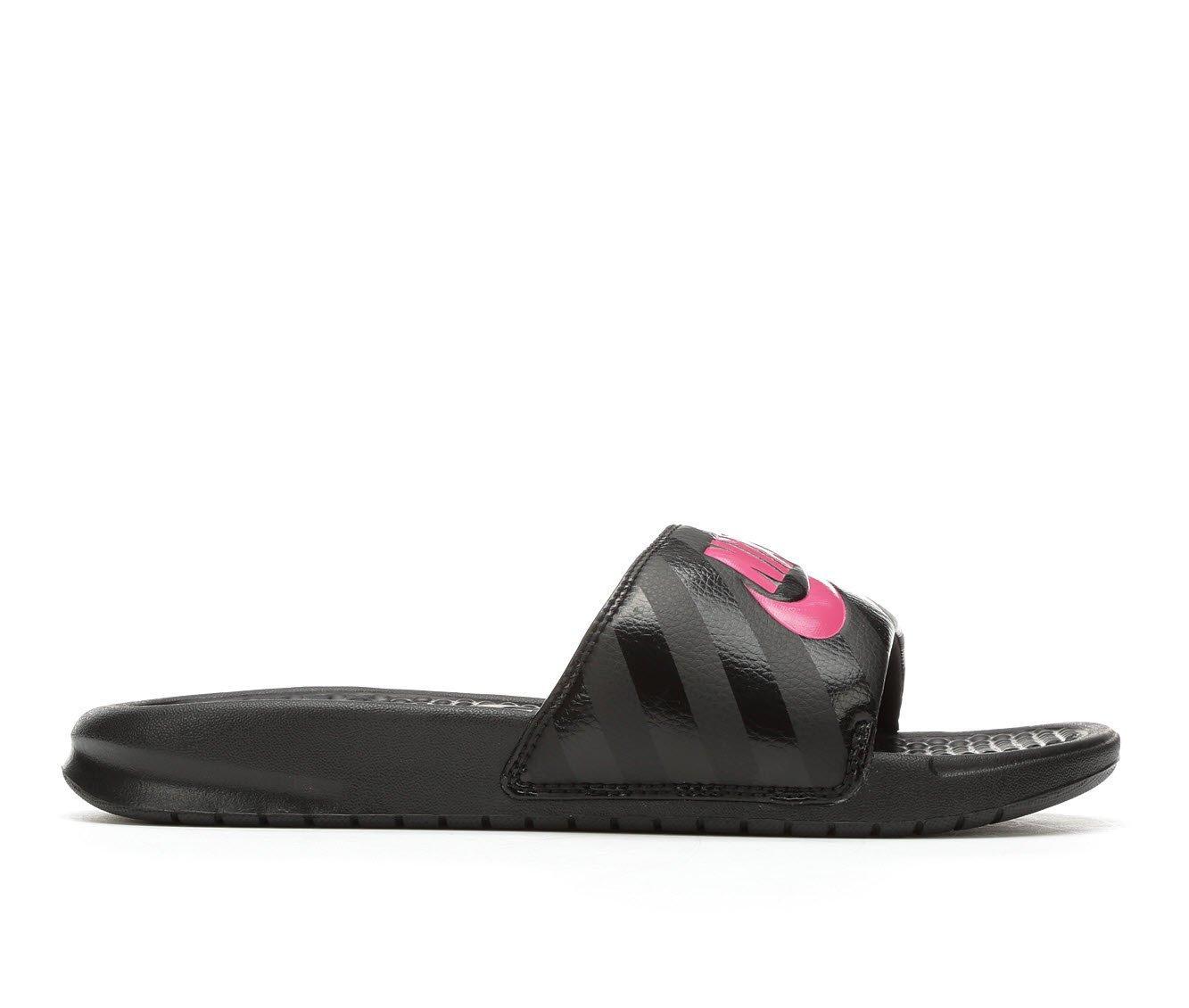 Lavender sandals shoes - Benassi Jdi