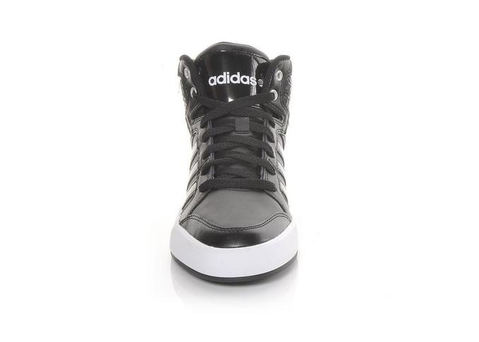 Adidas Neo Hoops Mid Heel Ladies