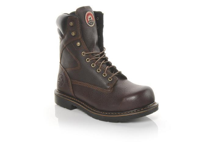 Men's Red Wing-Irish Setter 83824 King Toe 8 Inch Steel Toe Work ...