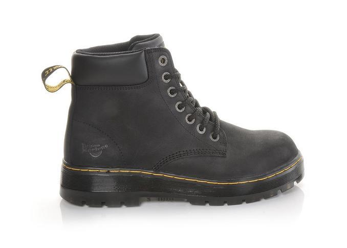 Men\'s Dr. Martens Industrial Winch Steel Toe Work Boots   Shoe ...