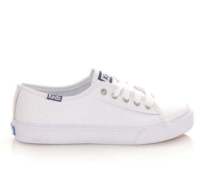 keds double up leather sneakers