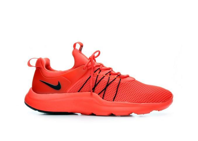 Nike Darwin - Red/Red 800 | Shoe Carnival