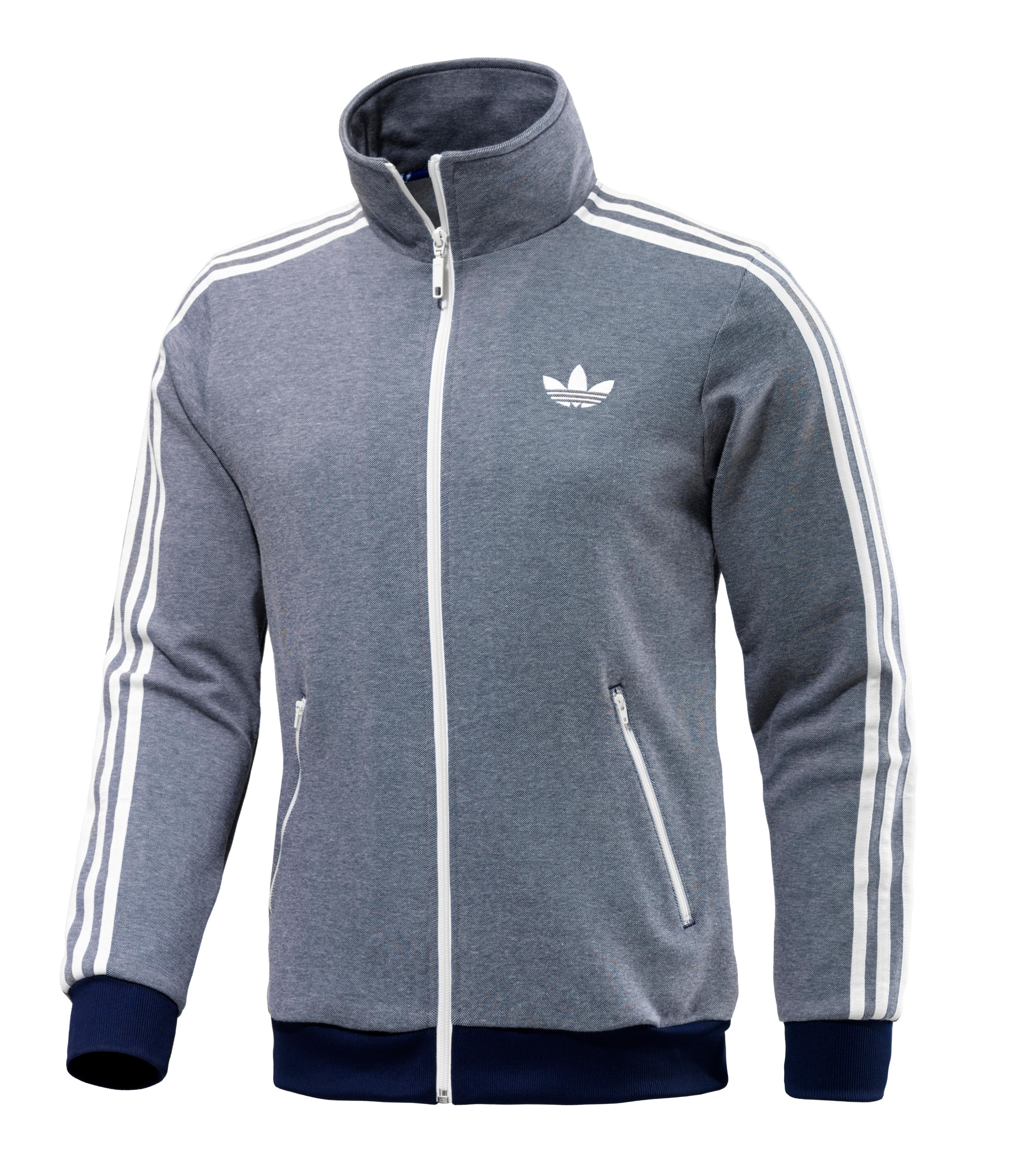 Adidas firebird jacke herren dunkelblau