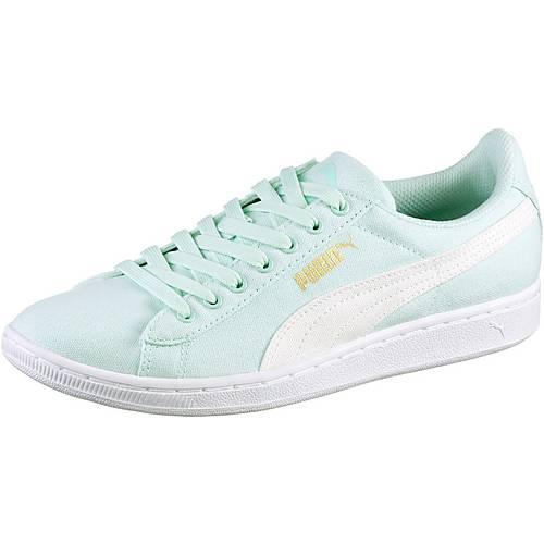 puma sneaker mint