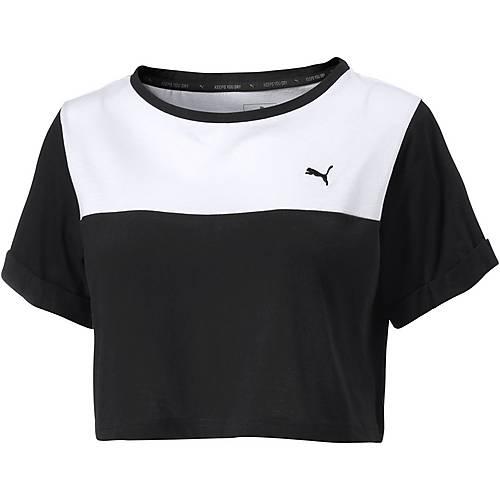 puma t shirt damen schwarz