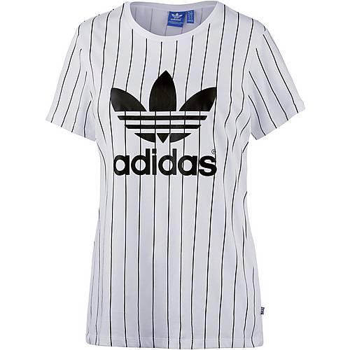 damen adidas t-shirt schwarz