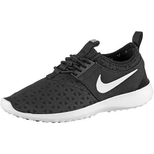 nike damen sneaker md runner 2 black black black white. Black Bedroom Furniture Sets. Home Design Ideas