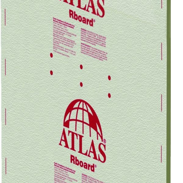 Atlas Rboard® R3 1 Rigid Insulation Board | ARB12 | Build
