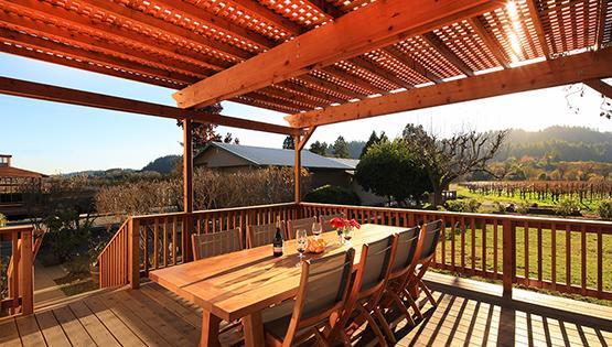Allweather Wood® - Humboldt Redwood™
