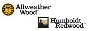 Allweather Wood® and Humboldt Redwood™