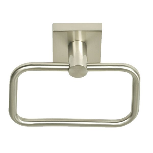Better Home Products Park Presidio Towel Ring Bhp9504sn Build With Bmc