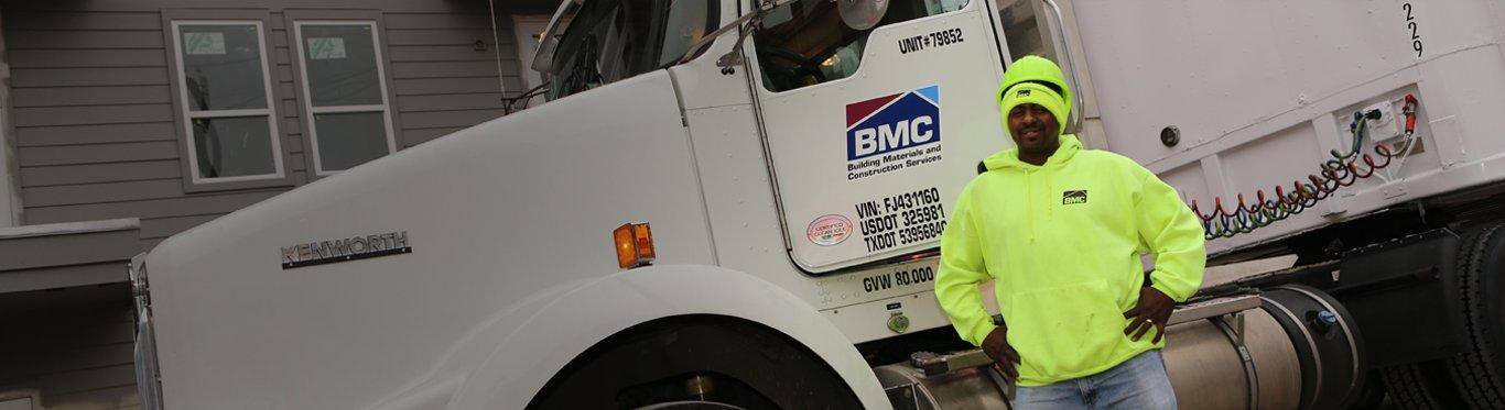 BMC Careers: Driver banner image