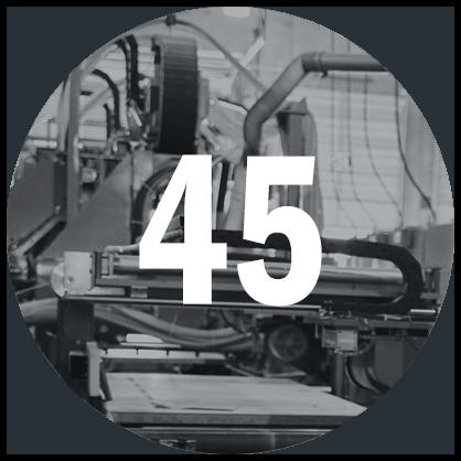 BMC: 45 Metro Areas Served