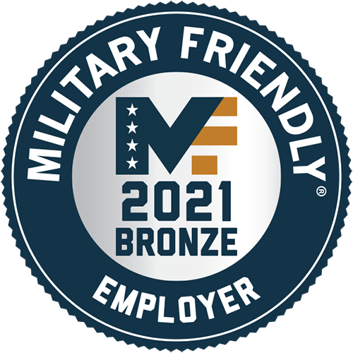 BMC Veteran Recruiting Military Friendly Employer Logo