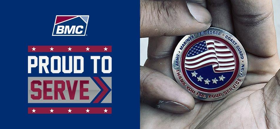 BMC: Veteran Recruiting: Proud to Serve