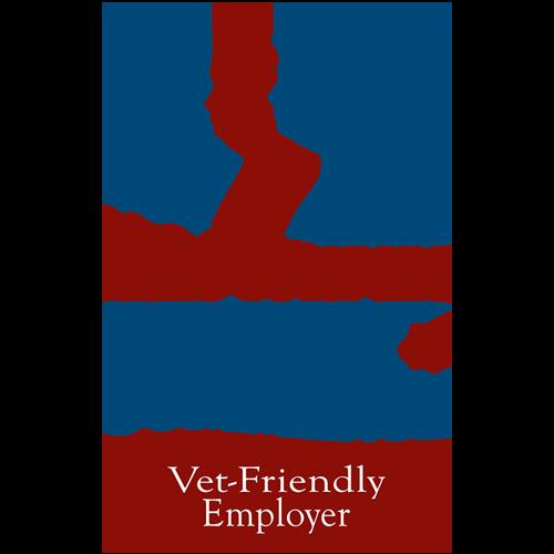 BMC Recruitment Idaho Vet Friendly Employer Logo
