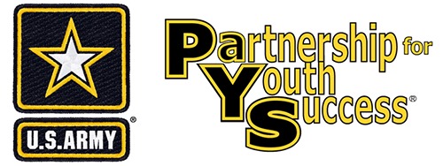 US Army Partnership for Youth Success Logo