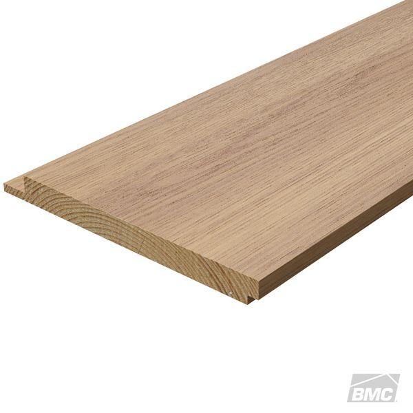 1 X 10 Cedar Channel Rustic Siding C11016cr Build With Bmc