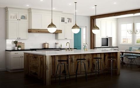Cabinets & Countertops