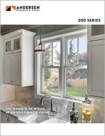 Andersen 200 Series Windows and Doors