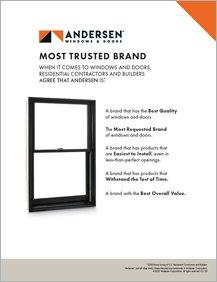 Andersen Most Trusted Brand