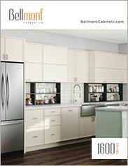 Bellmont Cabinets 1600 Series Brochure