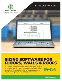 Boise Cascade - Calc® Software