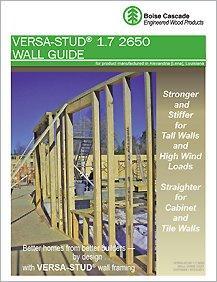 Boise Cascade Eastern Versa-Stud® Wall Guide