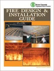 Boise Cascade - Fire Design & Installation Guide