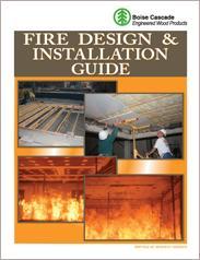 Boise Cascade - Fire Design & Installation Guide