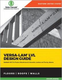 Boise Cascade Versa-Lam® LVL Eastern Design Guide