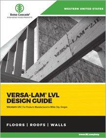 Boise Cascade Versa-Lam® LVL Western Design Guide