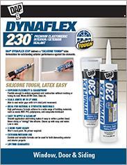 DAP Dynaflex 230 Elastomeric Sealant