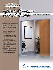 Doormerica Interior Aluminum Doors and Frames