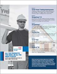 DuPont™ Tyvek® All the Right Products, In All the Right Places