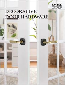 Emtek Decorative Door Hardware