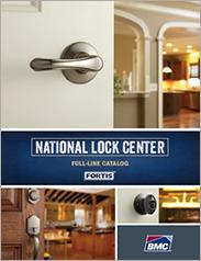 Fortis™ National Lock Center Catalog