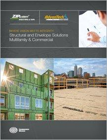 Structural and Envelope Solutions Brochure