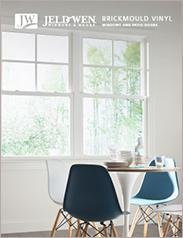 JELD-WEN® Brickmould Vinyl Windows and Patio Doors