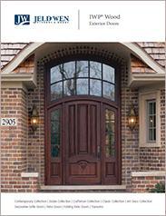 JELD-WEN® IWP® Wood Exterior Doors