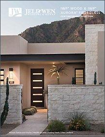 JELD-WEN® IWP® Wood and IWP® Aurora® Fiberglass Contemporary Collection