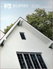 JELD-WEN® W-2500™ Wood Windows and Patio Doors