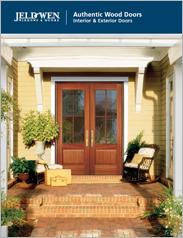 JELD-WEN® Authentic Wood Interior & Exterior Doors