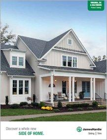 James Hardie® Virginia, DC, & Baltimore Product Catalog